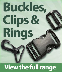 Buckles, Clips and Rings - View the full range