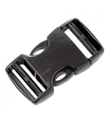 WD25 world range dual adjust side release buckle 25mm