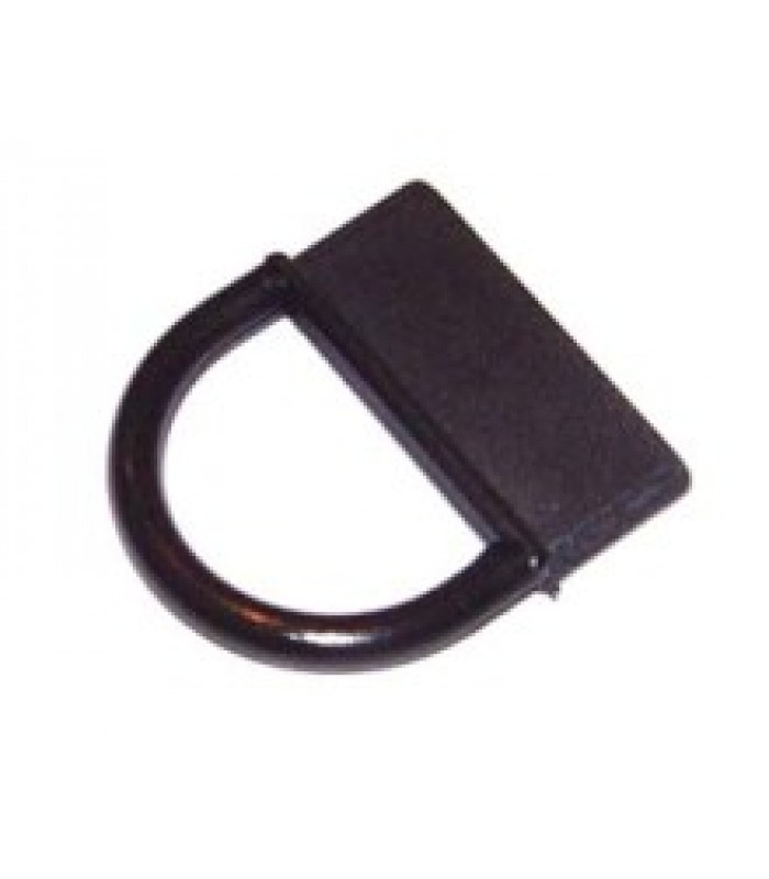 DR20/Tab Lightweight D-Ring 20mm with Sewable Tab