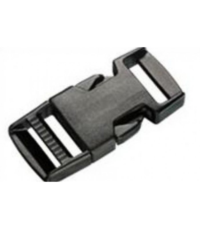 SR25 Side release buckle 25mm