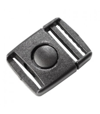 LF20 low profile central release buckle 20mm
