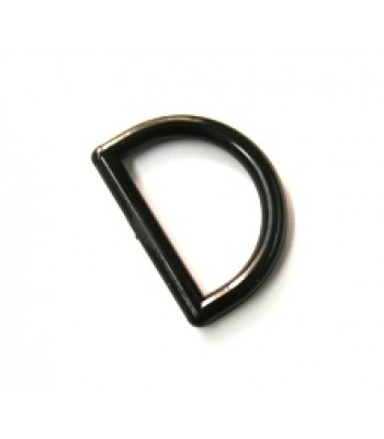 DL20 Lightweight D Ring 20mm