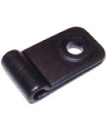 "PC01 nylon ""p"" clip"