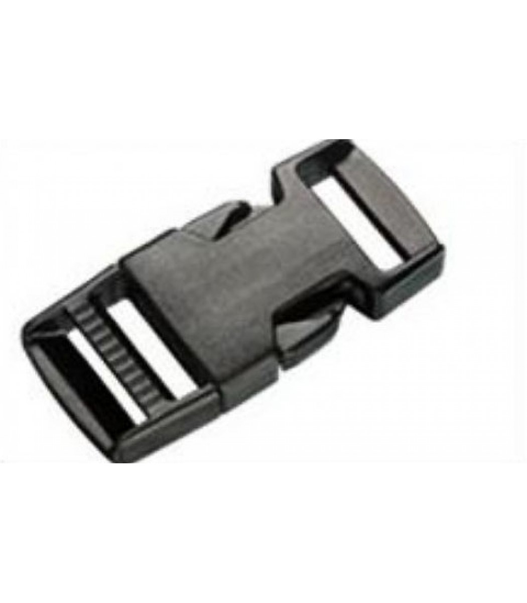 non-brand Metal Side Release Buckles Mini Buckles Great Accessory For Bags And Clothes 20mm