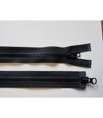 Zip 105cm Double Slider Open End (5mm Moulded Plastic)