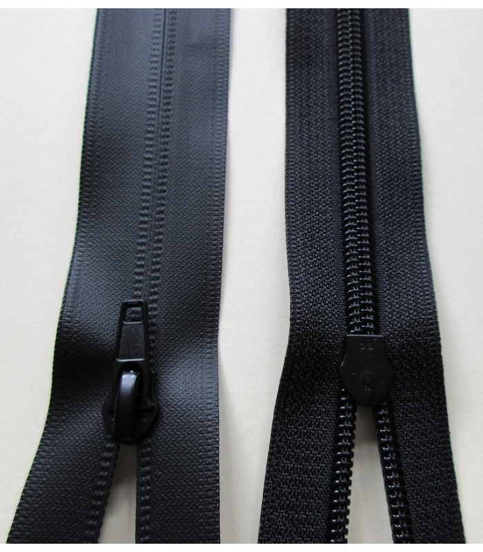 Zip Water Resistant Open Ended 60cm