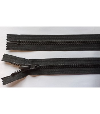 Zip 86cm Closed End 8mm Moulded Plastic