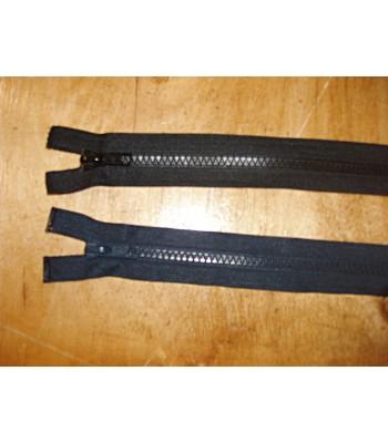 Zip 90cm Double Slider Open End (Moulded Plastic)
