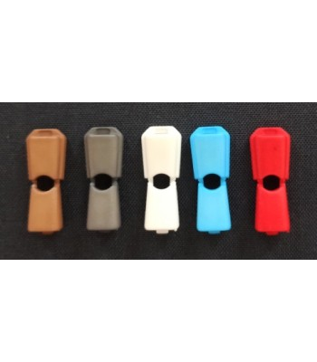 CE07 Coloured Cord End