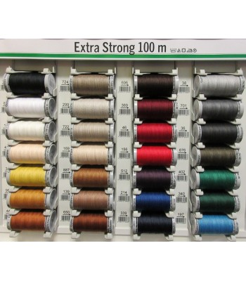 Thread - Gutermann Extra Strong Polyester thread 100m