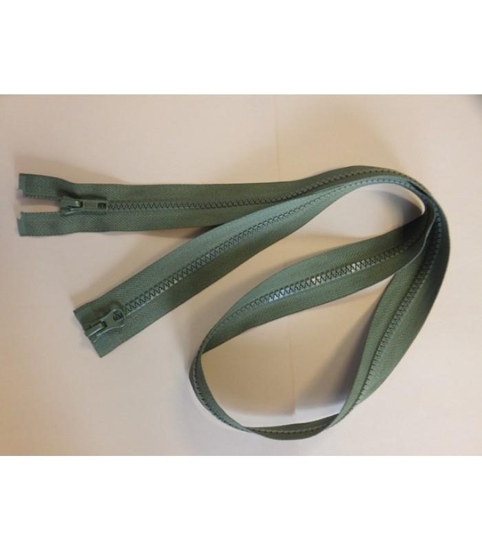 Zip 95cm Double Slider Open End (5mm Moulded plastic)