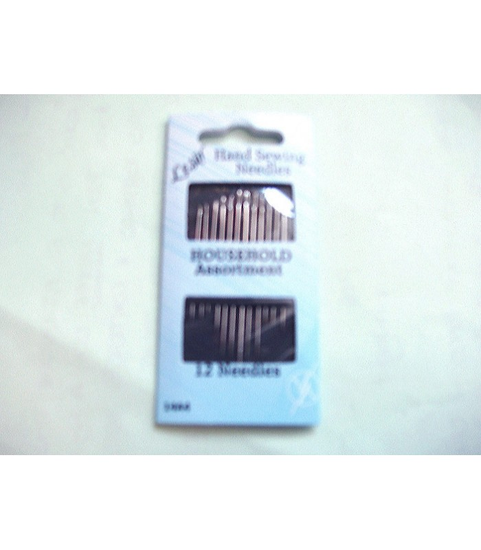 Needles Hand sewing assorted