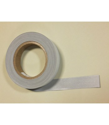 Reflective silver tape 25mm