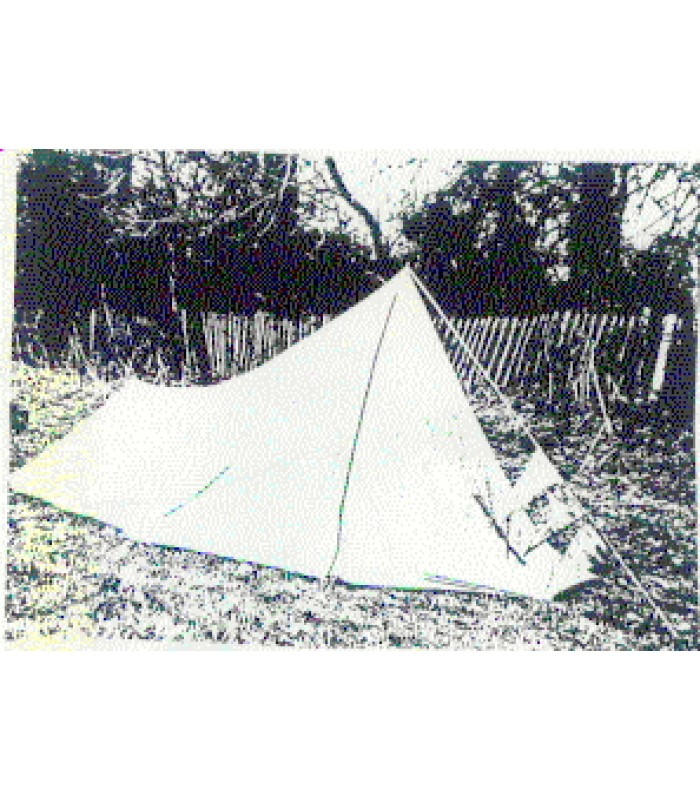 Leaflet 7 - Backpacking Tent