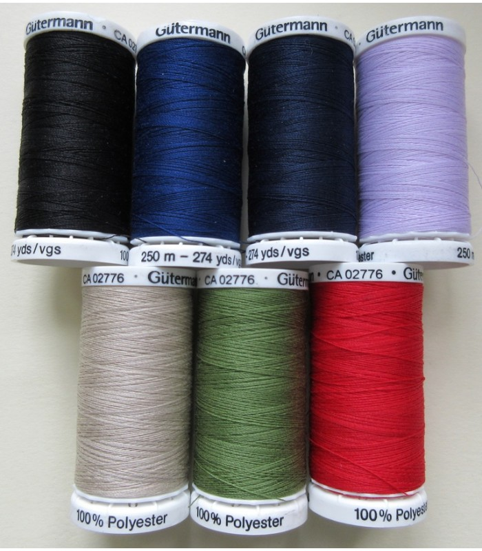 Thread - Guterman Sew-all Polyester thread 250m