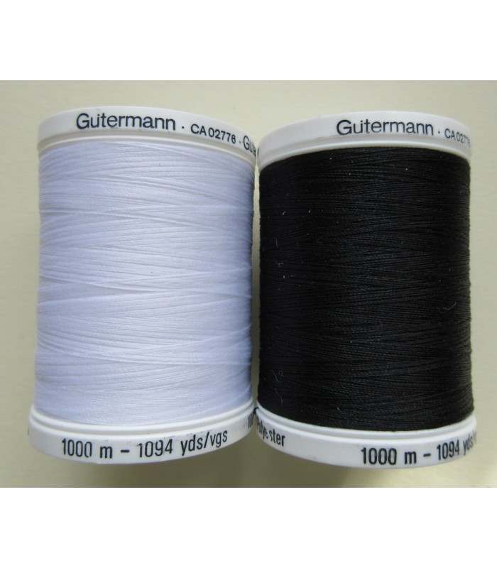 Thread - Guterman Sew-all Polyester thread 1000m