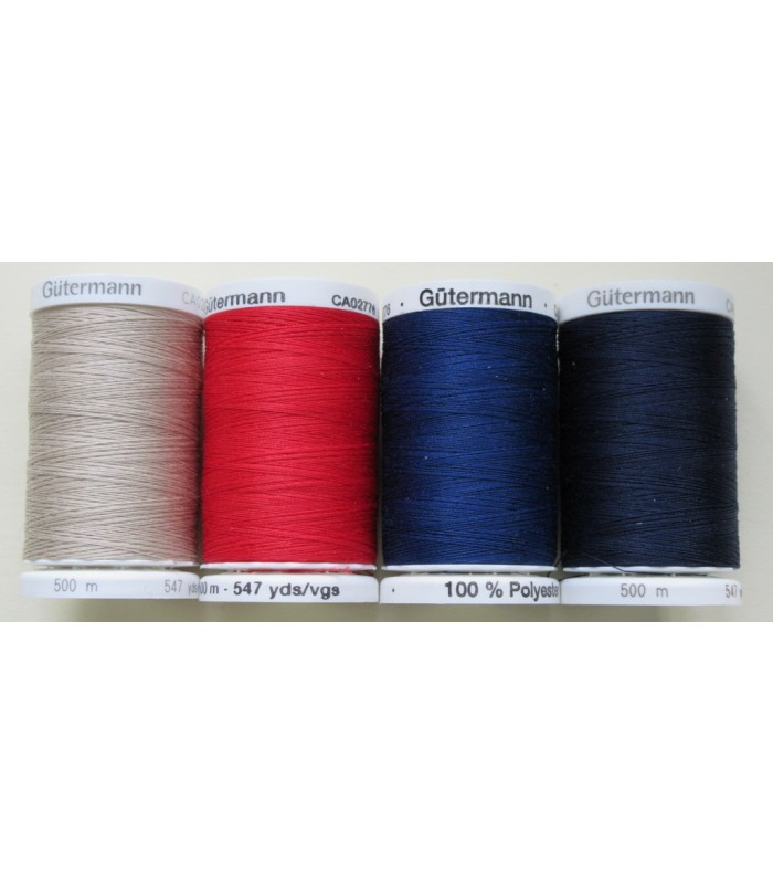 Thread - Guterman Sew-all Polyester thread 500m