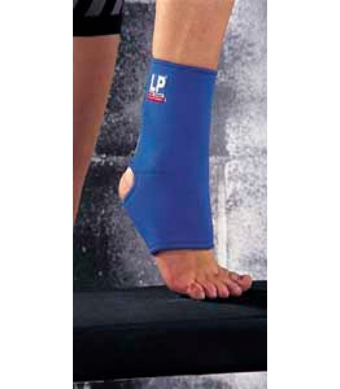 Ankle Support With Straps 764
