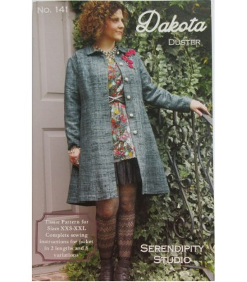 Pattern S141 Dakota Duster