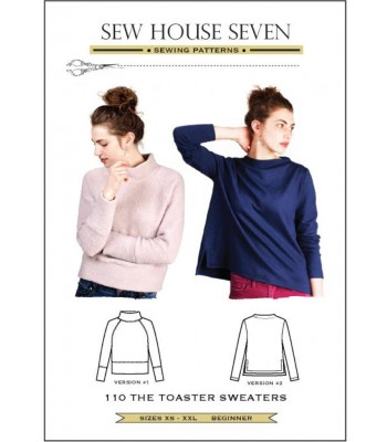 Pattern 110 The Toaster Sweaters
