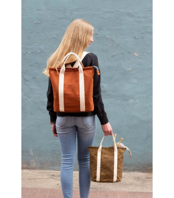 Pattern Buckthorn Backpack and Tote