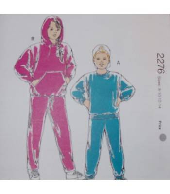 Pat 5 Boys & girls jogging suits 2276