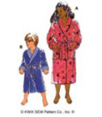 Pat 9 Unisex Dressing Gowns 2654