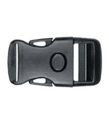 TW25-2M Three way side release buckle