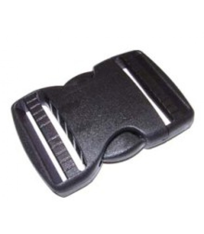 EB50 Europa dual adjust side release buckle