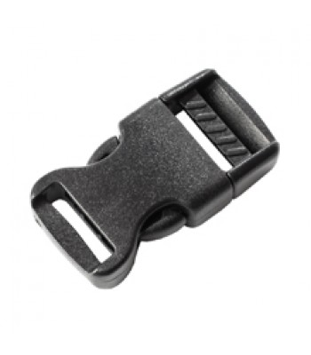 WRM15BKA Contoured Side Release Buckle 15mm