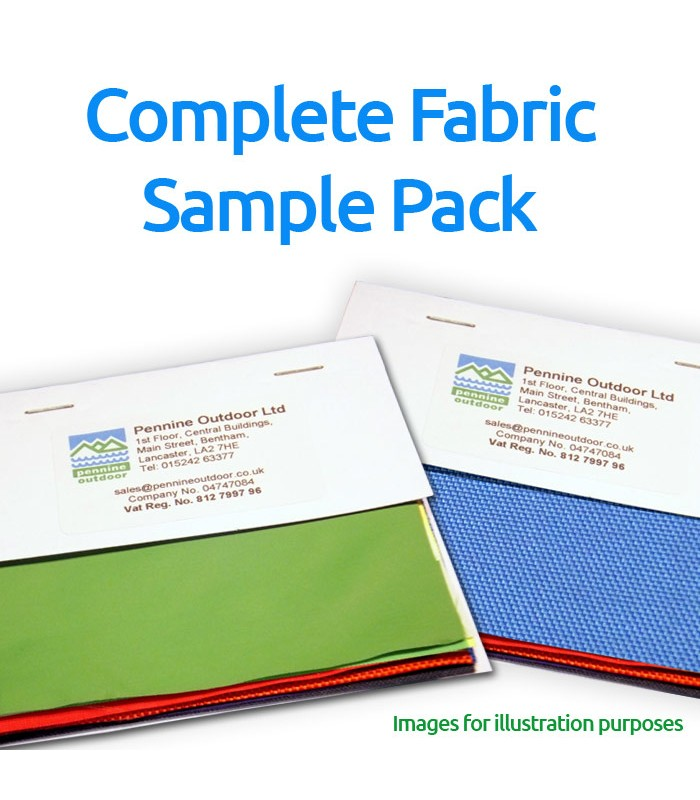 Complete Fabric Sample Pack