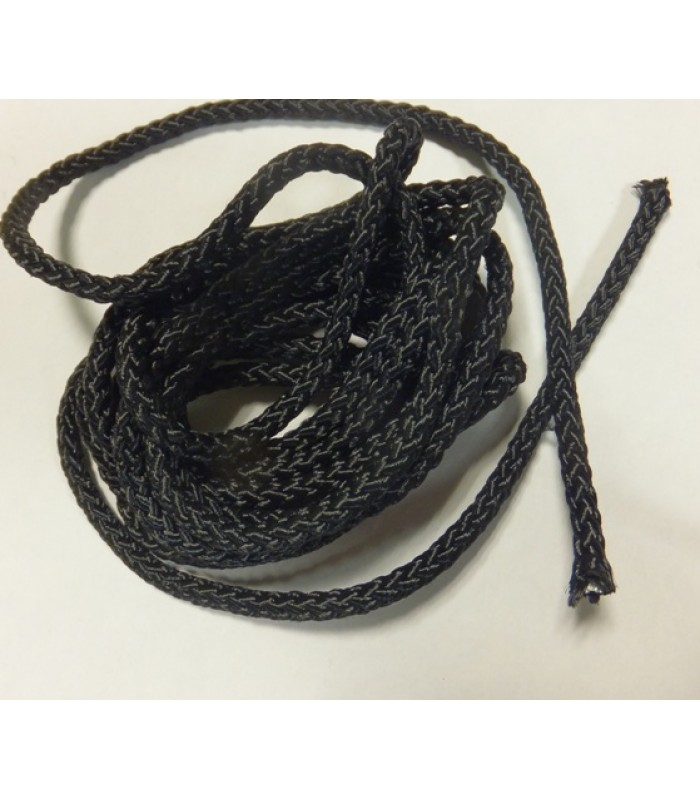 CORD 5mm Braided polyester cord