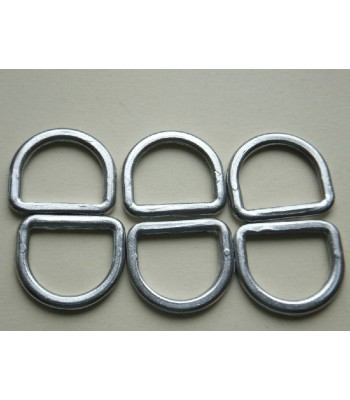 Alloy D Ring 23mm
