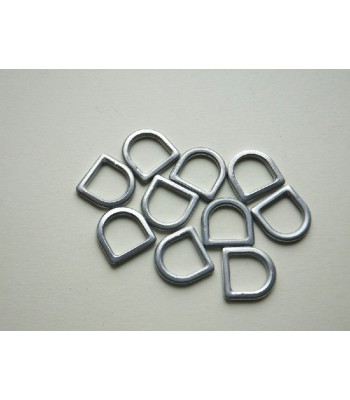 Alloy D Ring 9.5mm