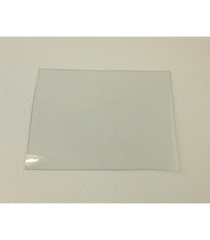 P49a PVC Glass clear PVC